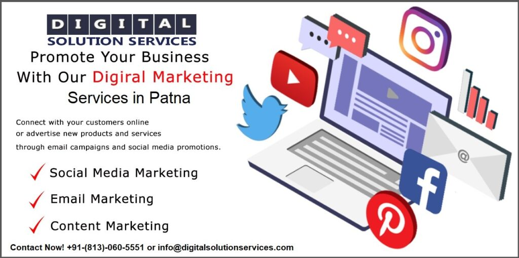 Promote your Business with our Digital Marketing Services in Patna